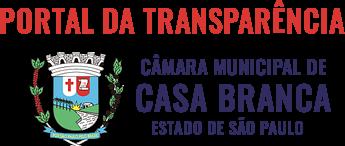 Transparência – Câmara Municipal de Casa Branca/SP